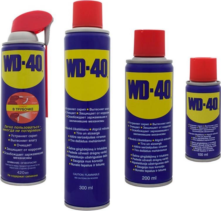 Разнообразие WD-40